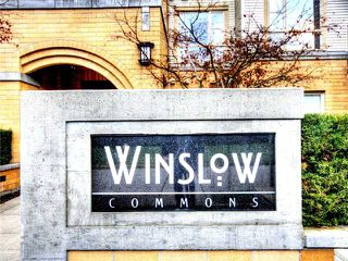 "Photo 3: 116 2338 WESTERN Park in Vancouver: University VW Condo for sale in ""WINSLOW COMMONS"" (Vancouver West)  : MLS®# V967437"