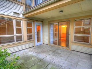 "Photo 4: 116 2338 WESTERN Park in Vancouver: University VW Condo for sale in ""WINSLOW COMMONS"" (Vancouver West)  : MLS®# V967437"