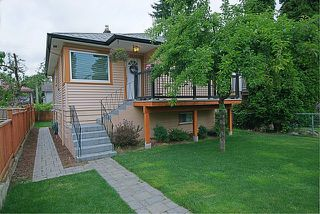 Photo 1: 5205 ROSS Street in Vancouver East: Knight Home for sale ()  : MLS®# V963035
