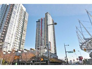 Photo 2: 2609 111 W GEORGIA Street in Vancouver: Downtown VW Condo for sale (Vancouver West)  : MLS®# V976392