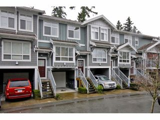 "Photo 1: 135 15168 36TH Avenue in Surrey: Morgan Creek Townhouse for sale in ""SOLAY"" (South Surrey White Rock)  : MLS®# F1304206"