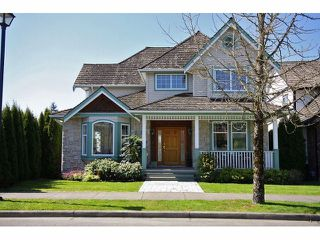 """Photo 1: 21623 MURRAYS Crescent in Langley: Murrayville House for sale in """"Murrayville"""" : MLS®# F1309560"""
