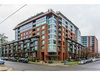 Photo 1: # 208 2321 SCOTIA ST in Vancouver: Mount Pleasant VE Condo for sale (Vancouver East)  : MLS®# V1042008