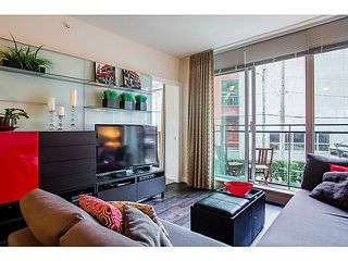 Photo 2: # 208 2321 SCOTIA ST in Vancouver: Mount Pleasant VE Condo for sale (Vancouver East)  : MLS®# V1042008