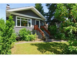 Photo 1: 4647 W 15TH AV in Vancouver: Point Grey House for sale (Vancouver West)  : MLS®# V1055319
