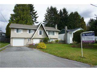Photo 1: 1545 CORNELL AV in Coquitlam: Central Coquitlam House for sale : MLS®# V1058470