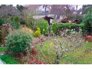 Photo 3: 1246 Palmer Rd in VICTORIA: SE Maplewood Single Family Detached for sale (Saanich East)  : MLS®# 300687