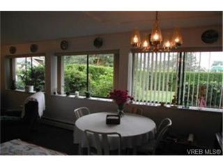 Photo 5: 108 2100 Granite St in VICTORIA: OB South Oak Bay Condo for sale (Oak Bay)  : MLS®# 342358