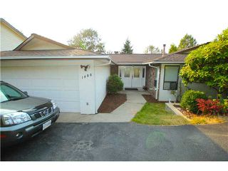 Photo 1: 1488 MARY HILL Lane in Port Coquitlam: Mary Hill House for sale : MLS®# V1080012
