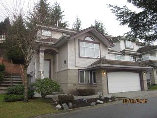 Photo 1: 1659 PLATEAU CR in Coquitlam: Westwood Plateau House  : MLS®# V1098503