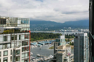 Photo 7: 4404-1189 Melville St in Vancouver: Condo for sale : MLS®# V1143581