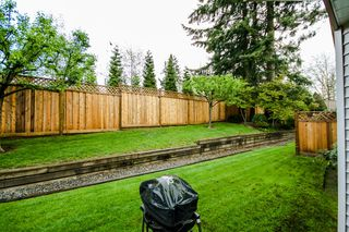 Photo 25: 14 16325 82nd ave in surrey: Fleetwood Tynehead Townhouse for sale (Surrey)  : MLS®# R2057996