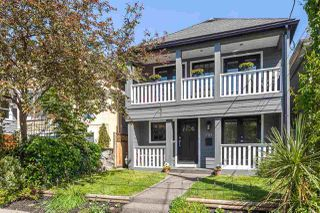 Photo 1: 1757 E 5TH AVENUE in Vancouver: Grandview VE House for sale (Vancouver East)  : MLS®# R2063920