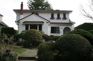 Main Photo: 6196 ELM ST in Vancouver: Kerrisdale House for sale (Vancouver West)  : MLS®# R2056250