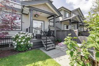 Photo 19: 60 3127 SKEENA STREET in Port Coquitlam: Riverwood Townhouse for sale : MLS®# R2262934