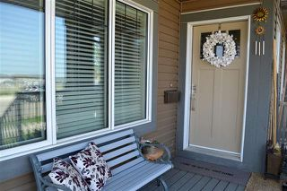 Photo 3: 145 HAWKS RIDGE BV NW: Edmonton House Half Duplex for sale : MLS®# E4123396