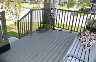 Photo 4: 145 HAWKS RIDGE BV NW: Edmonton House Half Duplex for sale : MLS®# E4123396
