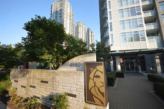 "Main Photo: 2108 4880 BENNETT Street in Burnaby: Metrotown Condo for sale in ""CHANCELLOR"" (Burnaby South)  : MLS®# R2388679"