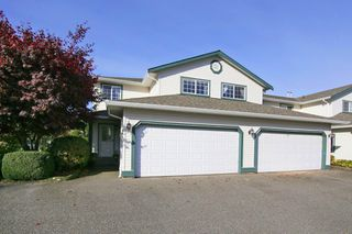 "Photo 1: 1 45873 LEWIS Avenue in Chilliwack: Chilliwack N Yale-Well Townhouse for sale in ""HOLLY LANE"" : MLS®# R2415494"