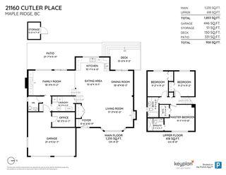 "Photo 20: 21160 CUTLER Place in Maple Ridge: Southwest Maple Ridge House for sale in ""SOUTH WEST MAPLE RIDGE"" : MLS®# R2417057"