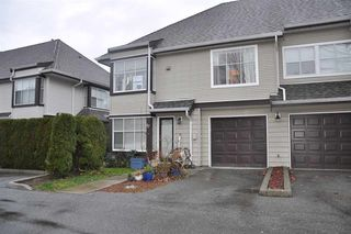 "Photo 1: 17 12099 237 Street in Maple Ridge: East Central Townhouse for sale in ""GABRIOLA"" : MLS®# R2424372"