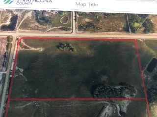 Main Photo: Range Road 233 & Twsp Rd 520: Rural Strathcona County Rural Land/Vacant Lot for sale : MLS®# E4188638