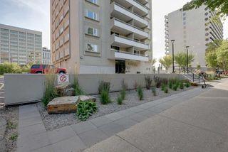 Photo 2: 302 9909 110 Street in Edmonton: Zone 12 Condo for sale : MLS®# E4215454