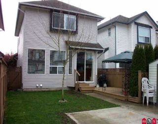 "Photo 8: 18475 65A AV in Surrey: Cloverdale BC House for sale in ""Clover Valley Station"" (Cloverdale)  : MLS®# F2505696"