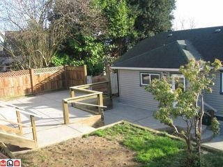 "Photo 8: 33453 1ST Avenue in Mission: Mission BC House for sale in ""MISSION"" : MLS®# F1202889"