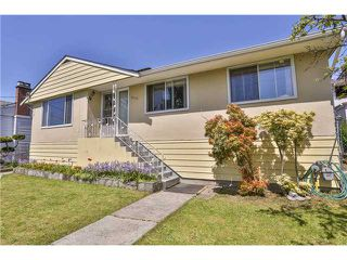 Photo 1: 5509 KEITH Street in Burnaby: South Slope House for sale (Burnaby South)  : MLS®# V949754