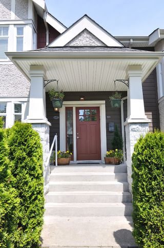 Photo 13: 4481 W 9TH Avenue in Vancouver: Point Grey Townhouse for sale (Vancouver West)  : MLS®# V957147
