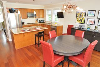 Photo 14: 4481 W 9TH Avenue in Vancouver: Point Grey Townhouse for sale (Vancouver West)  : MLS®# V957147