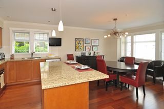 Photo 11: 4481 W 9TH Avenue in Vancouver: Point Grey Townhouse for sale (Vancouver West)  : MLS®# V957147