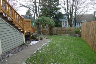 Photo 23: 5188 ST CATHERINES Street in Vancouver: Fraser VE House for sale (Vancouver East)  : MLS®# V985477