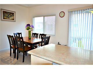 "Photo 4: 9 8651 BLUNDELL Road in Richmond: Brighouse South Townhouse for sale in ""KINGSLAND ESTATES"" : MLS®# V990146"