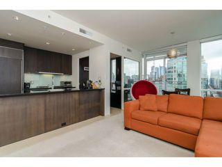 "Photo 3: 1503 1455 HOWE Street in Vancouver: Yaletown Condo for sale in ""POMARIA"" (Vancouver West)  : MLS®# V997869"