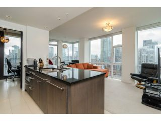 "Photo 4: 1503 1455 HOWE Street in Vancouver: Yaletown Condo for sale in ""POMARIA"" (Vancouver West)  : MLS®# V997869"