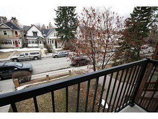 Photo 3: 308 528 20 Avenue SW in CALGARY: Cliff Bungalow Condo for sale (Calgary)  : MLS®# C3562454