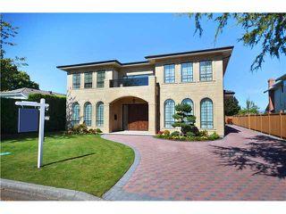Photo 1: 7731 TWEEDSMUIR Avenue in Richmond: Broadmoor House for sale : MLS®# V1002968