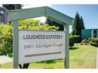 """Photo 2: 302 3901 CARRIGAN Court in Burnaby: Government Road Condo for sale in """"LOUGHEED ESTATES II"""" (Burnaby North)  : MLS®# V1023256"""
