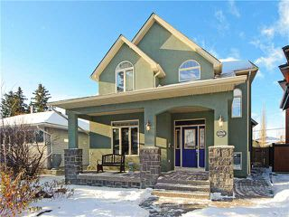 Main Photo: 1215 RENFREW Drive NE in CALGARY: Renfrew_Regal Terrace Residential Detached Single Family for sale (Calgary)  : MLS®# C3583664