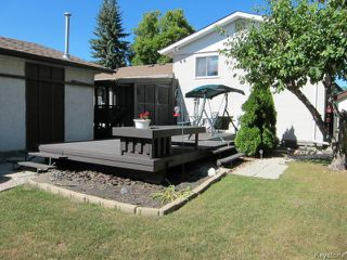 Photo 2: 4 Chaucer Place in WINNIPEG: Transcona Residential for sale (North East Winnipeg)  : MLS®# 1319444