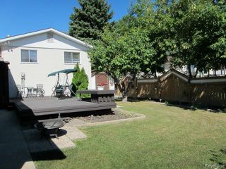 Photo 16: 4 Chaucer Place in WINNIPEG: Transcona Residential for sale (North East Winnipeg)  : MLS®# 1319444