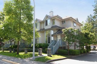 Main Photo: 9 19034 MCMYN Road in Pitt Meadows: Townhouse for sale : MLS®# V1010547