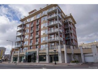 Main Photo: 103 280 Waterfront Drive in Winnipeg: Condominium for sale : MLS®# 1402379