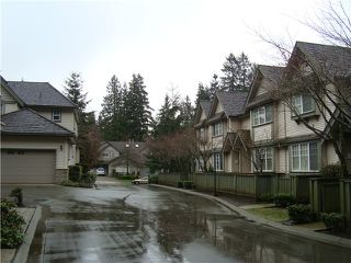 Photo 3: # 23 3300 PLATEAU BV in Coquitlam: Westwood Plateau Condo for sale : MLS®# V1055058