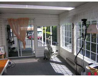 """Photo 7: 35 8254 134 ST in Surrey: Queen Mary Park Surrey Manufactured Home for sale in """"Westwood Estates"""" : MLS®# F2616657"""
