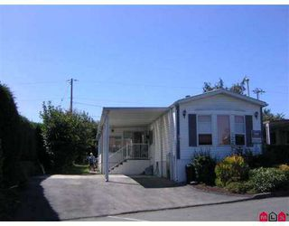 "Photo 1: 35 8254 134 ST in Surrey: Queen Mary Park Surrey Manufactured Home for sale in ""Westwood Estates"" : MLS®# F2616657"