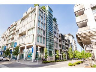 Main Photo: # 508 77 WALTER HARDWICK AV in Vancouver: False Creek Condo for sale (Vancouver West)  : MLS®# V1064007