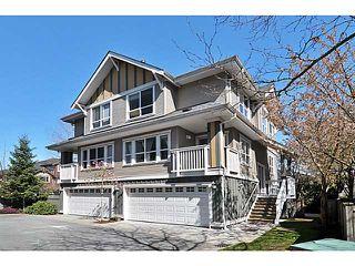 Main Photo: 11 7833 Heather Street in Richmond: McLennan North Condo for sale : MLS®# V1058513